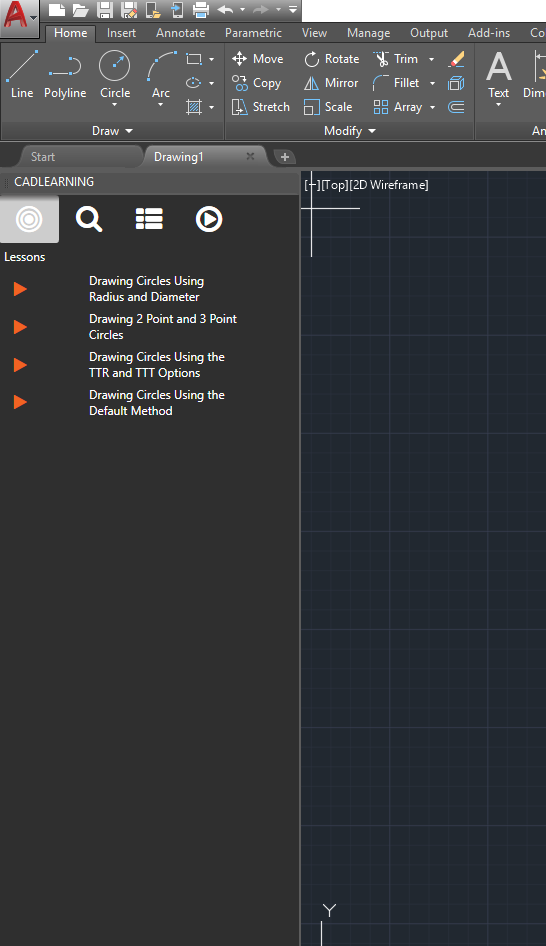 AutoCAD Plugin Example